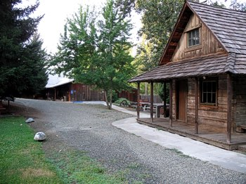 Historical Society Museum, accessible entertainment in Weaverville, California